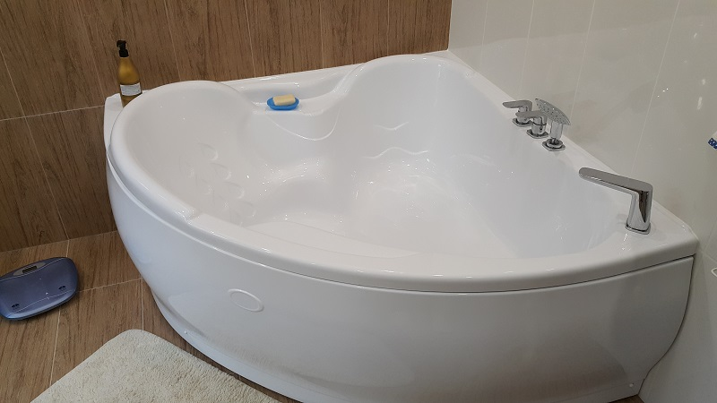 Смесител для ванной