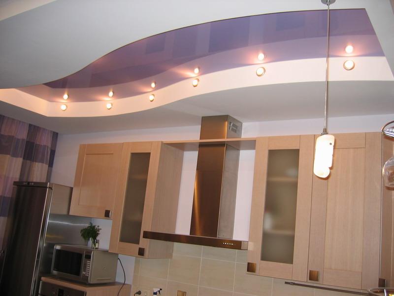 Дизайн потолка хрущевка