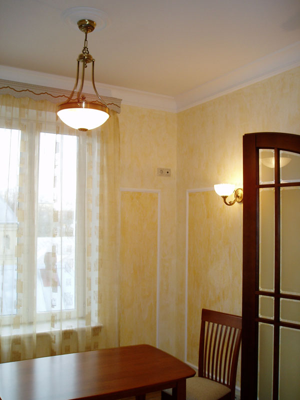 Ремонт квартир под ключ, евроремонт и