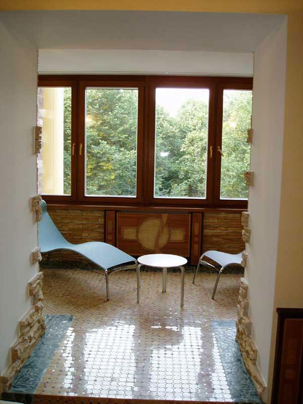 Объединение лоджии с комнатой, кухней или спальней, можно ли.