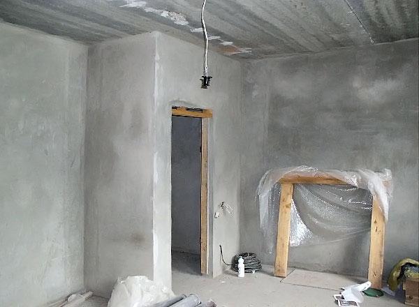 Черновой ремонт в квартире своими руками